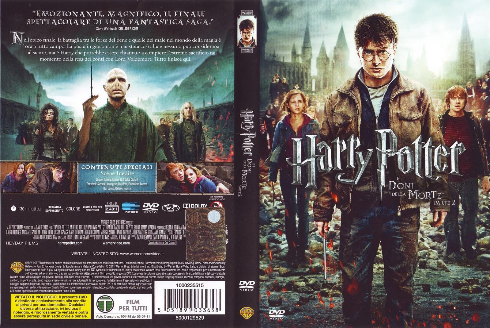 harry potter e i doni della morte parte 2 - photo #4