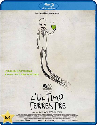 L ultimo terrestre (2011) Full Blu Ray 1:1 DTS HDMA AVC - ITA